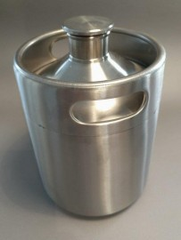 Stainless Growler 2l