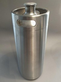 Stainless Growler 4l