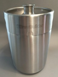 Stainless Growler 5l